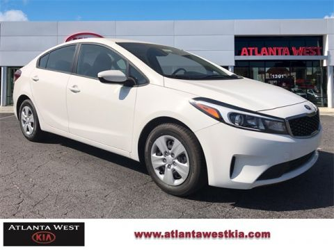 New 2017 Kia Forte LX FWD 4D Sedan