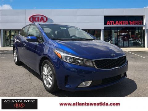 New 2017 Kia Forte S FWD 4D Sedan