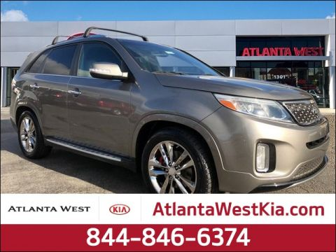 Certified Pre-Owned 2015 Kia Sorento Limited V6 FWD 4D Sport Utility