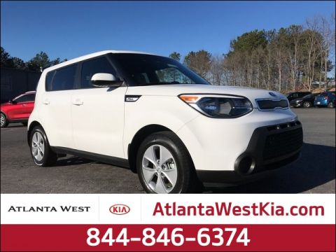 Certified Pre-Owned 2016 Kia Soul Base FWD 4D Hatchback