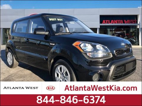 Certified Pre-Owned 2013 Kia Soul Base FWD 4D Hatchback