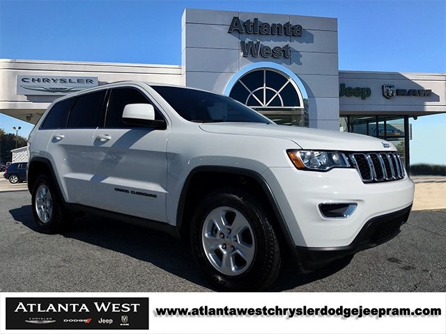Jeep Certified Pre-Owned >> Certified Pre Owned 2017 Jeep Grand Cherokee Laredo 4d Sport Utility