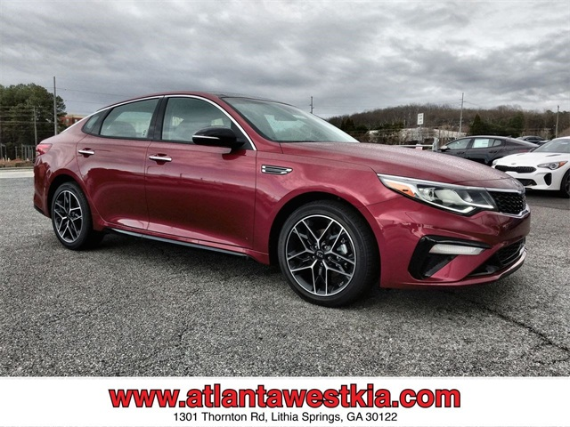 New 2020 Kia Optima SE
