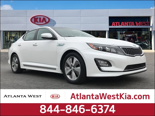 Certified Pre-Owned 2014 Kia Optima Hybrid EX