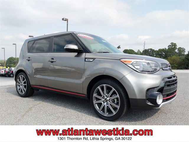 Certified Pre-Owned 2019 Kia Soul Exclaim