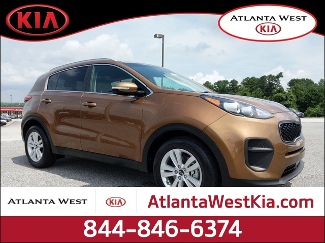 Certified Pre-Owned 2018 Kia Sportage LX