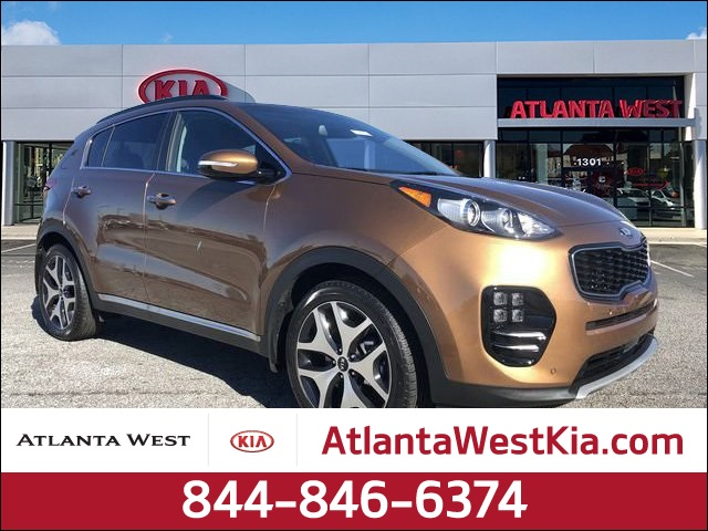 Certified Pre-Owned 2019 Kia Sportage SX