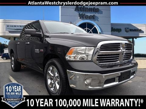 Certified Pre-Owned 2016 Ram 1500 Big Horn